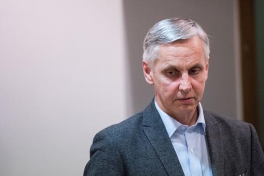 Moterys pamalonintos: P. Urbšys atsiprašė