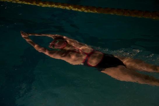 Plaukikė S. Plytnykaitė pagerino R. Meilutytės rekordą