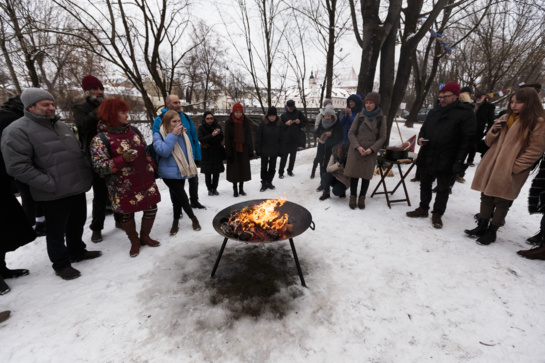 Vilniuje minima tibetiečių Naujųjų metų šventė (FOTO)
