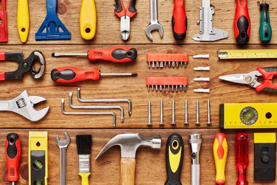 Įrankiai ir statybinė technika – kaip išsirinkti?