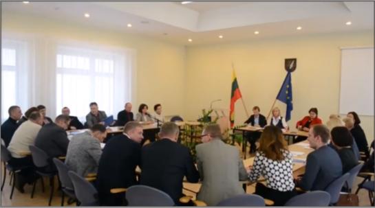 Grupės Tarybos narių paklausimas dėl Šilumos ūkio ir komunalinių atliekų tvarkymo (vaizdo medžiaga)