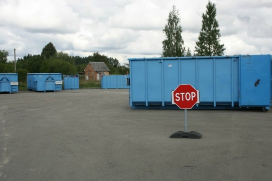 Nuo gegužės 1 d. uždaromi 8 Šiaulių regione veikiantys atliekų priėmimo punktai
