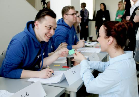 Auga ugdymo karjerai specialistų poreikis bendrojo ugdymo mokyklose