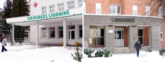 Ligoninėje vyksta derybos dėl kraičio?