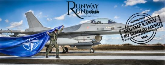 "Bėgimo ""Runway Run 2018"" prizai ir svarbi informacija dalyviams"