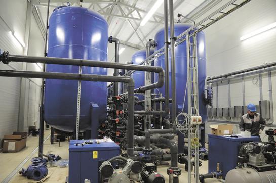 Kalvarijiečių nusivylimas per anksti: išvalytas vanduo dar netiekiamas