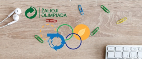 """Šiauliuose vyks """"Žaliosios olimpiados"""" pusfinalis"""