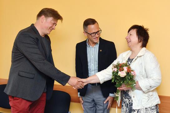 Naujas Griškabūdžio kultūros centro vadovas žada permainų