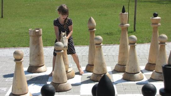 Languotas penktadienis: Tarptautinė šachmatų diena Šiauliuose