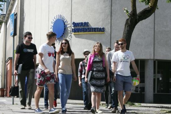 Pirmieji bendrojo priėmimo rezultatai: stojančiųjų į Šiaulių universitetą skaičius auga penktadaliu