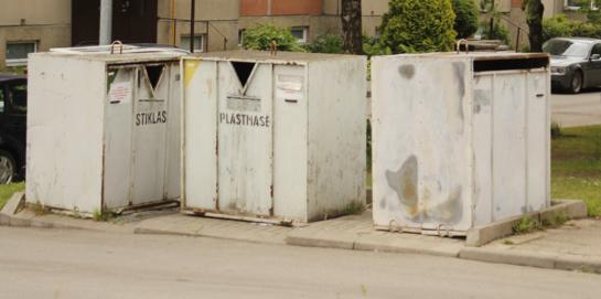 Tyrimas. Lietuvos gyventojų požiūris į atliekų tvarkymą (rūšiavimą)
