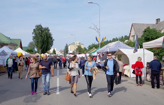 Paaiškėjo miesto šventės renginių programa