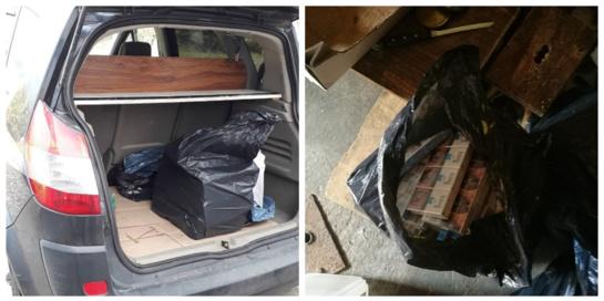 Jonavos rajono gyventojas kontrabanda prekiavo netoli Kauno