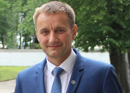 Šiaulių miesto mero sveikinimas mokytojams