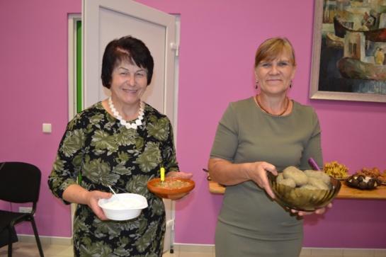 Cepelinams kiaukliškiai nuskuto beveik 200 kg bulvių
