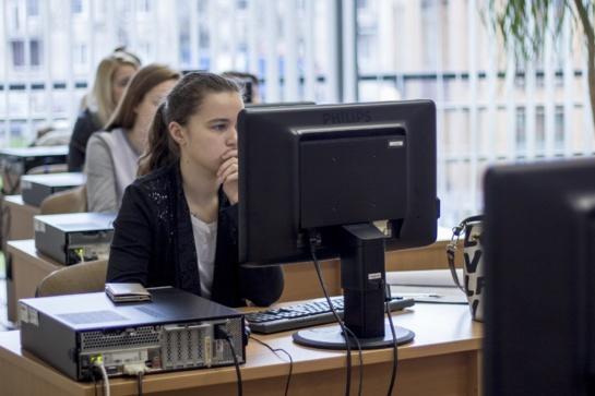 Lapkričio mėnesio mokymai Verslumo ir lyderystės ugdymo centre