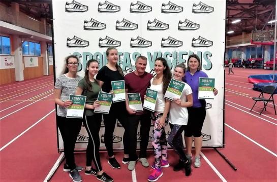 ŠVK – masiškiausia sveikuolių konkurso komanda