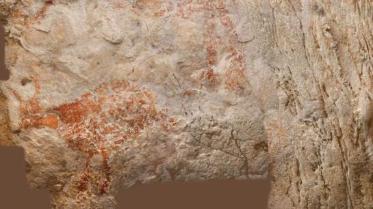 Seniausių urvų piešinių amžius siekia 40 000 metų