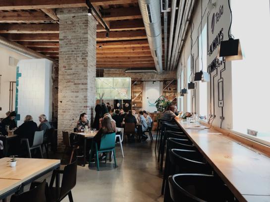 Restorano apžvalga: Sapiegos bistro