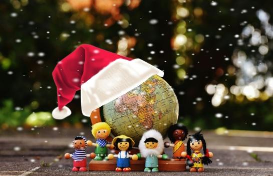 Kaip Kalėdos švenčiamos kitose pasaulio šalyse?