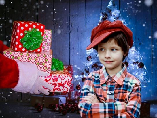Kalėdiniai vaikų norai – galvos skausmas tėvams