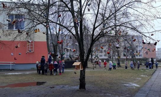 Žiemą pražydo neregėti medžiai
