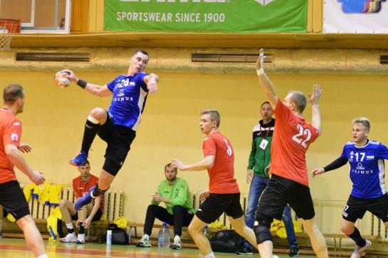 Įpusėjus LRL čempionatui, pirmauja Kauno komandos
