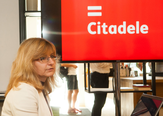 """Pirmadienio naktį - laikini """"Citadele"""" banko sistemų trikdžiai"""