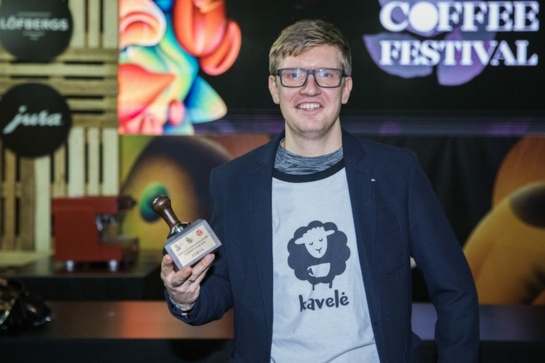 Lietuvos kavos čempionate – kraštiečio triumfas