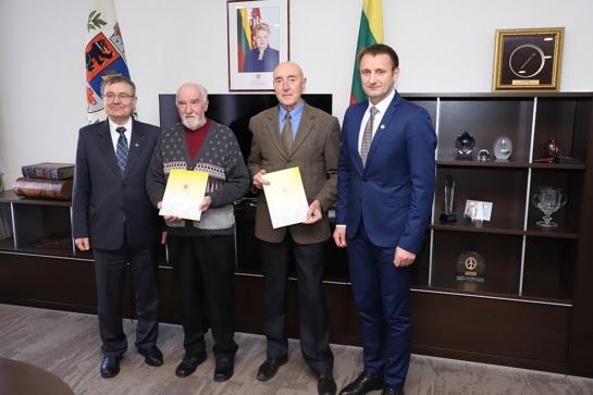 Šiaulių miesto olimpiniam judėjimui – 30 metų