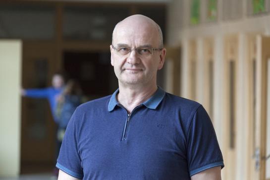 """""""Juventos"""" progimnazijos direktorius: """"Šiaulių universiteto mokytojų rengimo bazė - viena geriausių Lietuvoje"""""""