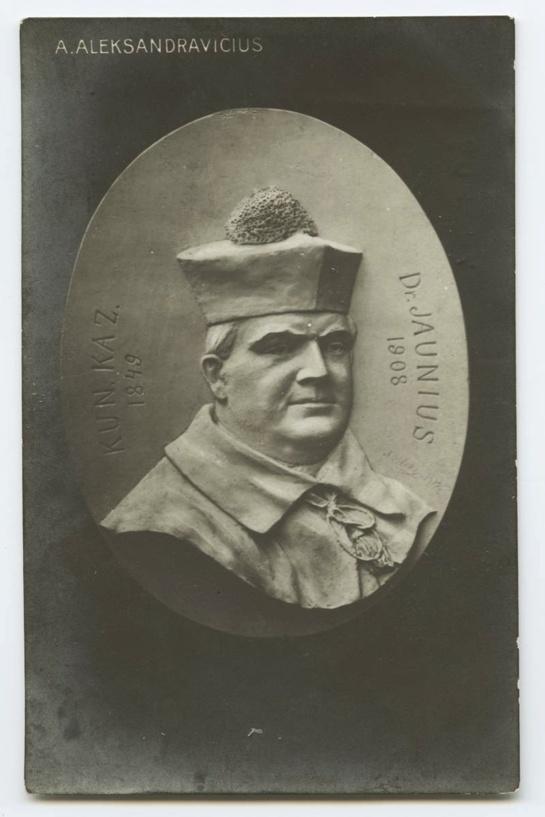 Žymus – užmirštas lietuvių kalbininkas, kunigas Kazimieras Jaunius