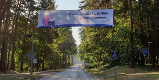 Į Dainų slėnį švęsti miesto gimtadienio – nemokamu transportu (AUTOBUSŲ GRAFIKAS)