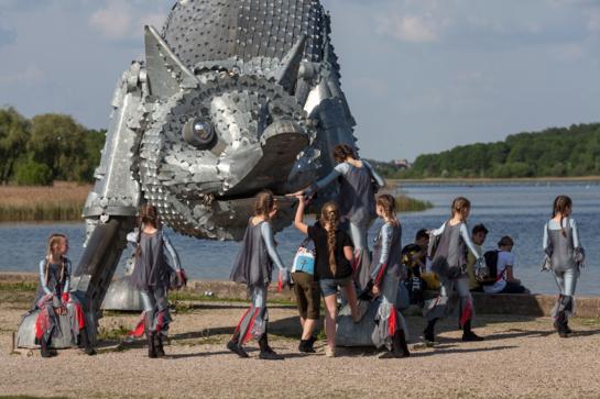 Subalansuota vaikams, bet tinka ir suaugusiems: keliauk ir laimėk Šiauliuose