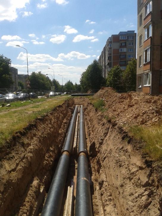 """Dar dviem AB """"Šiaulių energija"""" šilumos perdavimo tinklų modernizavimo projektams skirta ES parama"""