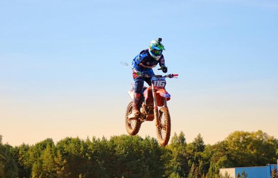 Paaiškėjo pirmieji Lietuvos motokroso čempionai