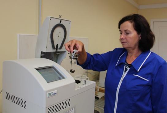 """AB """"Šiaulių energija"""" akredituota chemijos laboratorija garantuoja savo tyrimų patikimumą"""