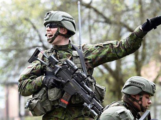 Kariai Marijampolės savivaldybės teritorijoje vykdys lauko taktines pratybas