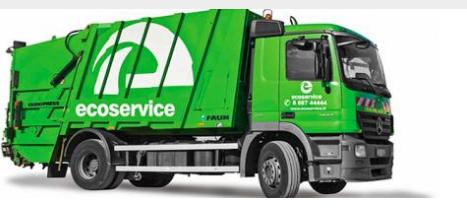 Naujoji atliekų surinkimo paslaugų sutartis
