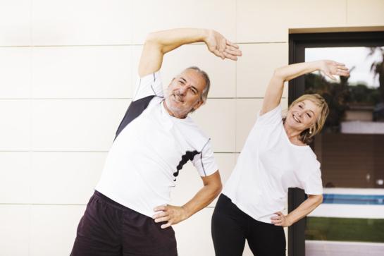 Nemokami grupiniai kineziterapijos užsiėmimai negalią turintiems asmenims