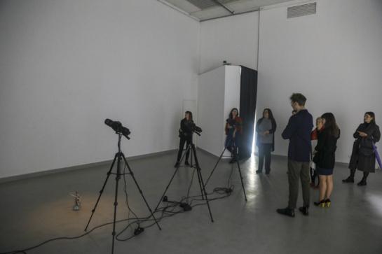 """Šiuolaikinio meno centre – paroda """"Ne dėl to, kad kas prašė"""""""
