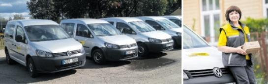 Lietuvos paštas: nuo gruodžio rajone dirbs mobilieji laiškininkai