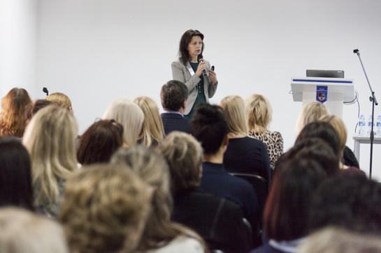 Respublikinėje tęstinėje metodinėje-praktinėje konferencijoje ikimokyklinio ugdymo specialistai dalijosi patirtimi