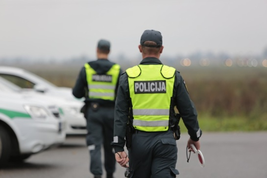 Tarp neblaivių vairuotojų – ir valdininkas iš Vilkaviškio