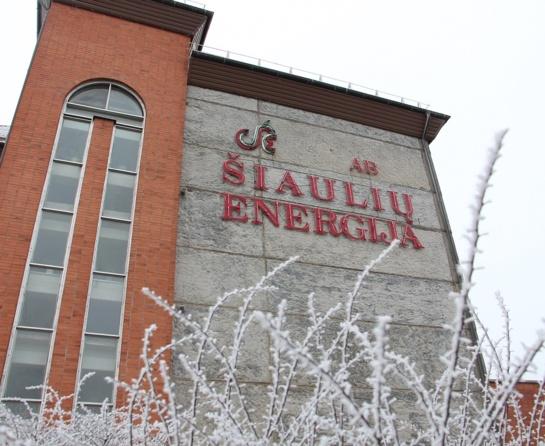"""AB """"Šiaulių energija"""" šilumos kaina šių metų gruodį – gerokai mažesnė nei prieš beveik dešimtmetį"""