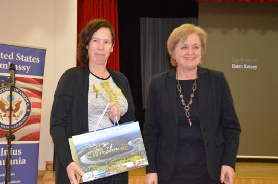 JAV ambasada Lietuvoje kino diplomatijos misiją pradėjo Birštone