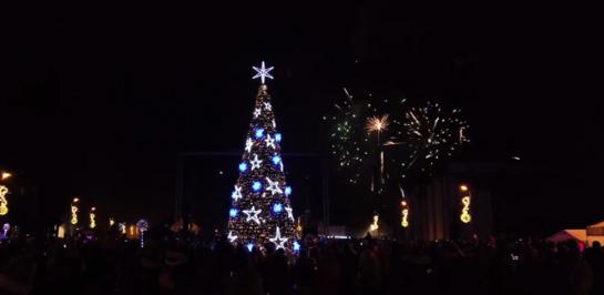 Birštone pradedama švęsti lėtai (vaizdo medžiaga)