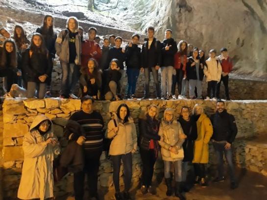 """""""Erasmus+"""" projekto """"Healthy steps to better future"""" susitikimas Graikijoje"""