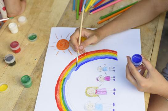 Bendruomeniniai vaikų globos namai ugdo atsakomybę ir savarankiškumą