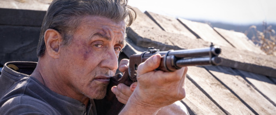 """Filmo apžvalga: """"Rembo. Paskutinis kraujas"""""""